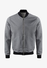 Phyne - veste en sweat zippée - dark grey - 2