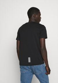 EA7 Emporio Armani - T-Shirt basic - black - 2