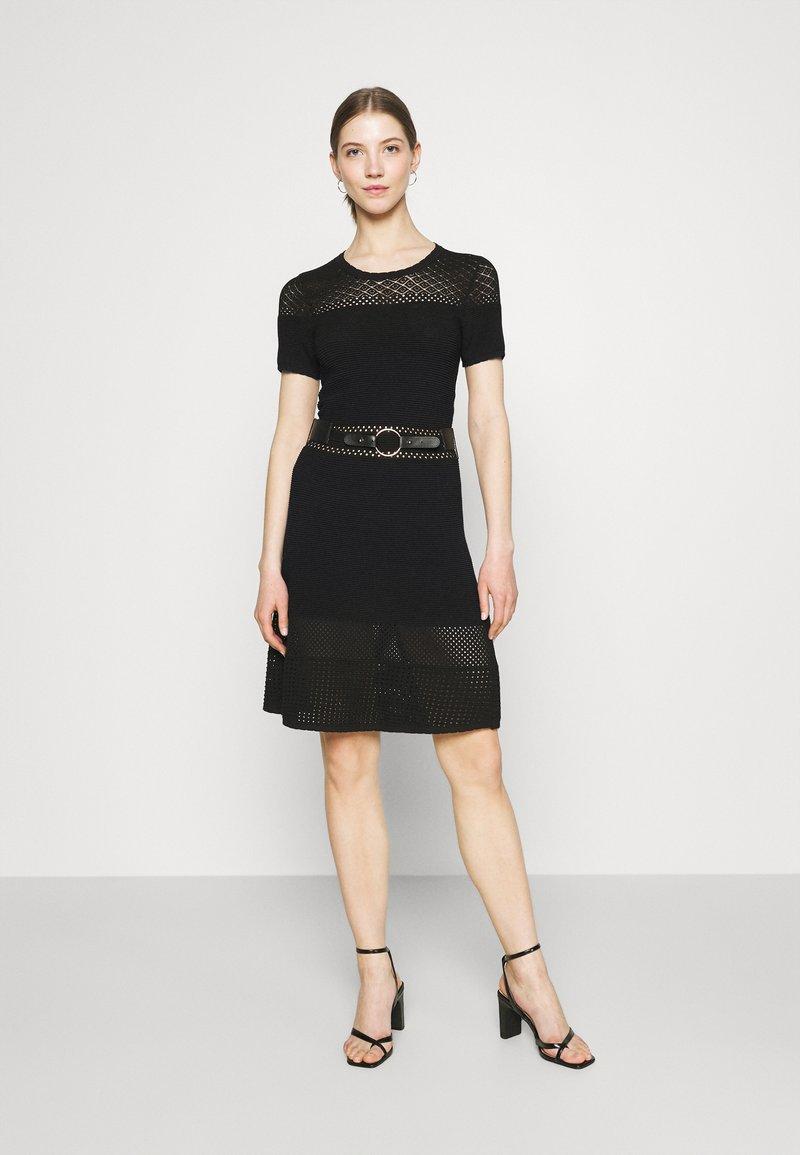 Morgan - RMVEGA - Jumper dress - noir