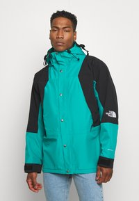 The North Face - RETRO MOUNTAIN FUTURE LIGHT JACKET - Summer jacket - jaiden green - 0