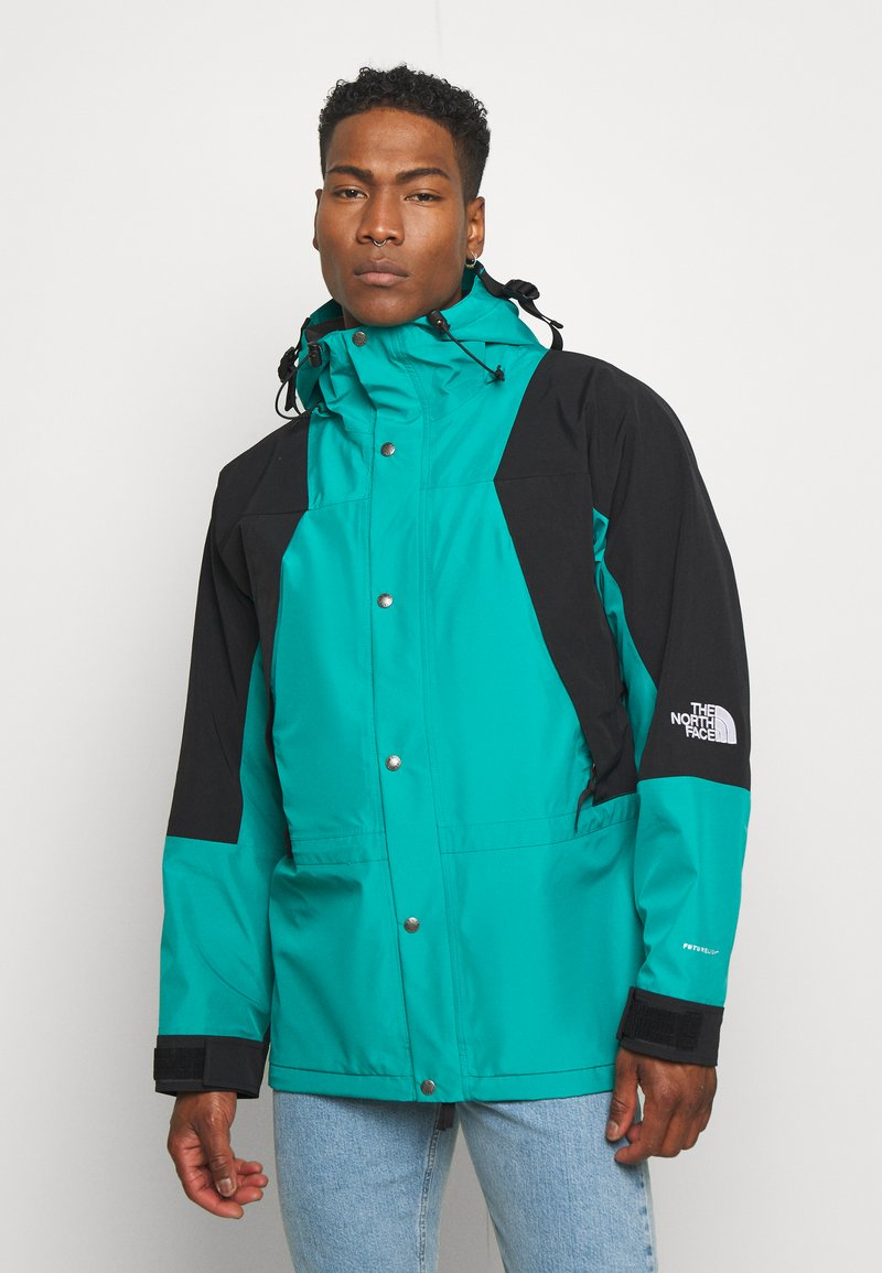 The North Face - RETRO MOUNTAIN FUTURE LIGHT JACKET - Summer jacket - jaiden green