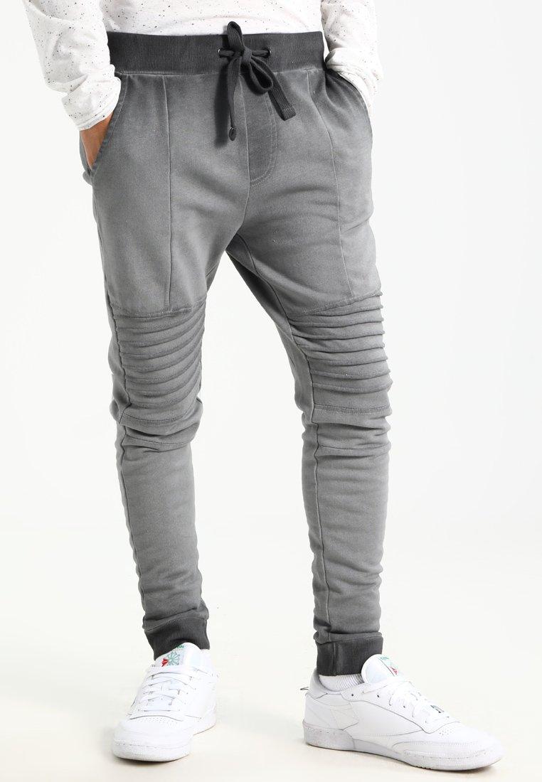 YOURTURN - Spodnie treningowe - black