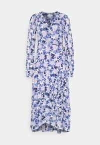 Fabienne Chapot - NATASJA FRILL DRESS - Day dress - marigold/lilac - 5