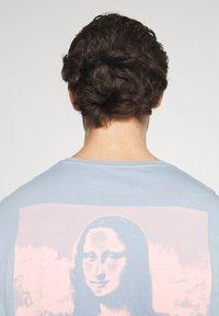 YOURTURN - UNISEX - Print T-shirt - blue - 5