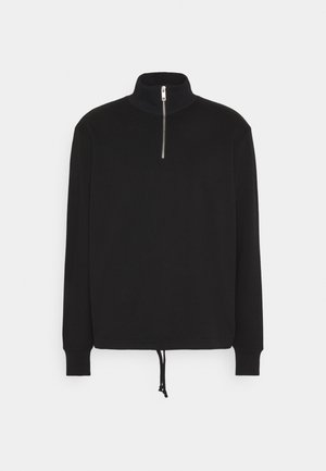 ROD HALFZIP  - Felpa - black