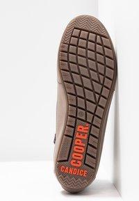 Candice Cooper - PLUS - Sneakers high - tamponato porpora/tamponato stone - 6