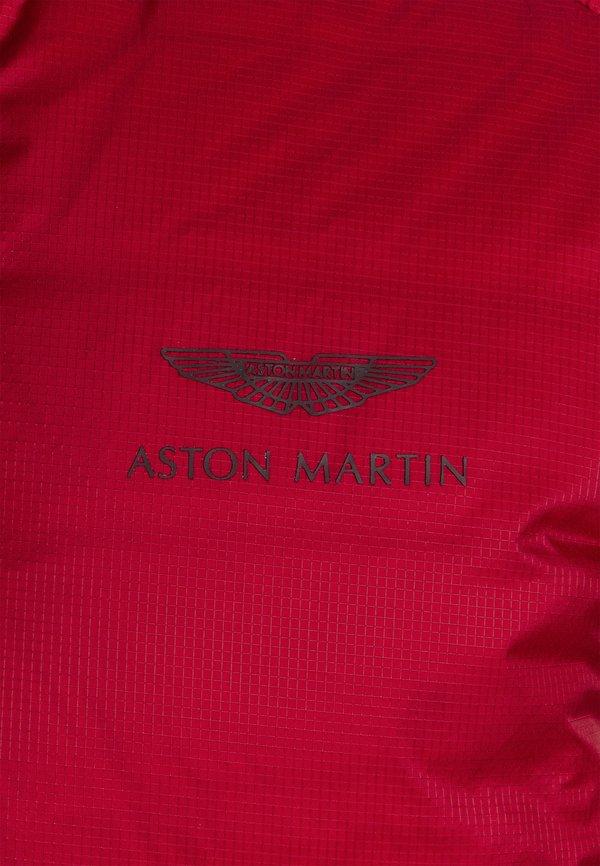Hackett Aston Martin Racing AMR APEX MOTO GILET - Kamizelka - race red/czerwony Odzież Męska CPRI