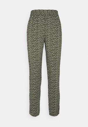 JDYSTAAR  - Trousers - beetle/cement
