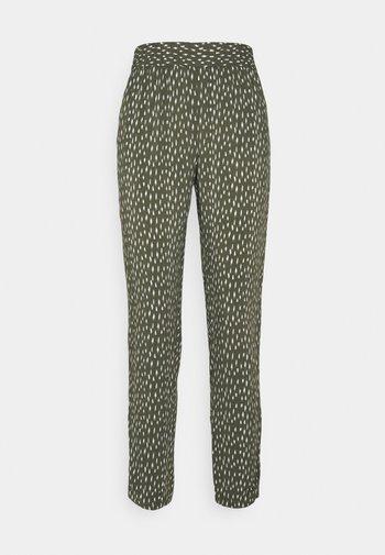 JDYSTAAR  - Pantalones - beetle/cement