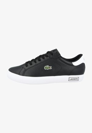 POWERCOURT - Sneakers basse - black white