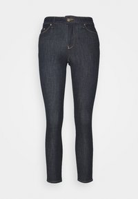 ONLY - ONLHUSH LIFE - Skinny džíny - dark blue denim - 3