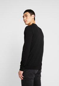 BY GARMENT MAKERS - THE MERINO KNIT ORGANIC - Strickpullover - anthracite - 2