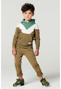 Noppies - Slim fit jeans - gothic olive - 0
