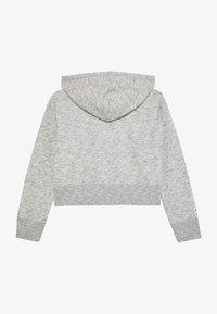 Abercrombie & Fitch - CORE FULLZIP  - Mikina na zip - grey - 1