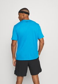 Under Armour - SPORTSTYLE LEFT CHEST - T-Shirt basic - electric blue - 2