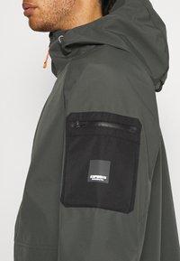 Icepeak - EAGARVILLE - Hardshellová bunda - dark green - 3