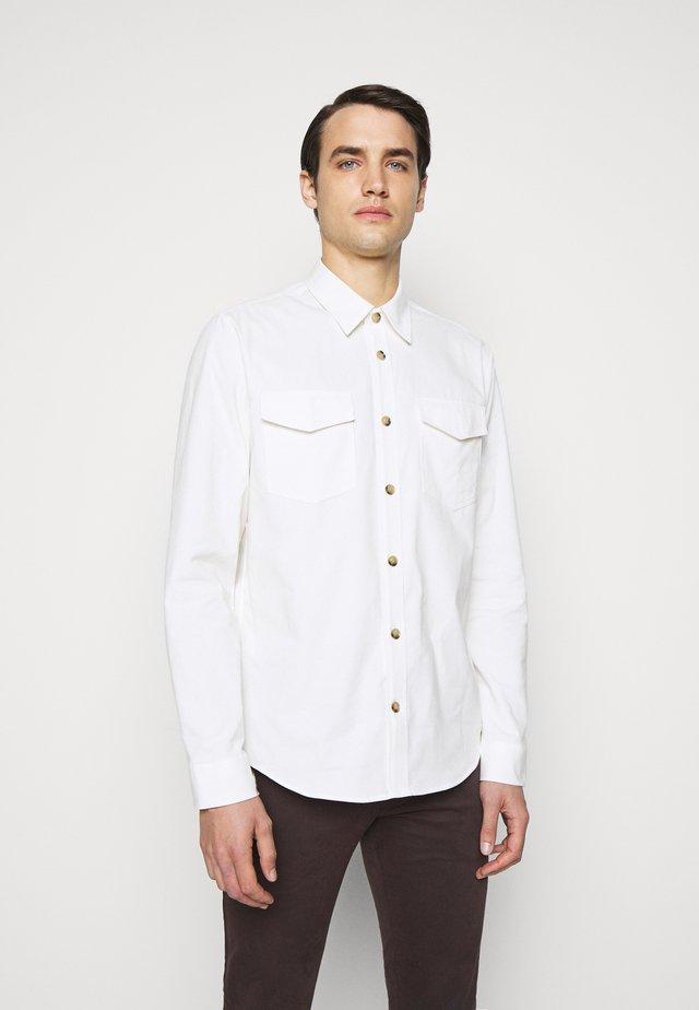 ARNOU - Camisa - pure white