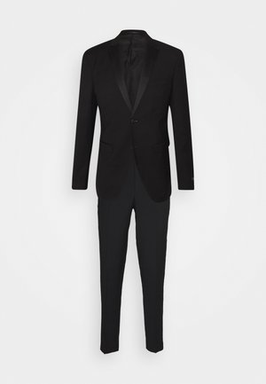 JPRBLAFRANCO TUX SUIT - Oblek - black