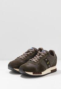 Blauer - QUEENS - Sneakers - dark brown - 2