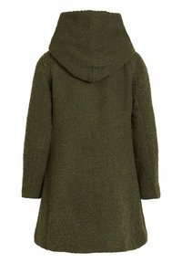Vila - Classic coat - forest night - 6