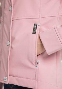 Schmuddelwedda - Outdoor jacket - pfirsichrosa - 3