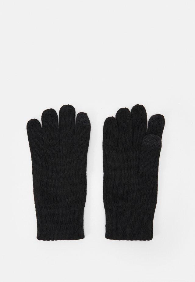 GLOVE - Handschoenen - black