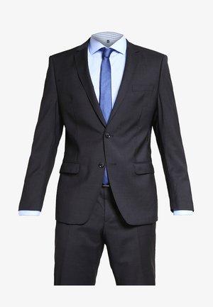SLIM FIT - Suit - anthrazit