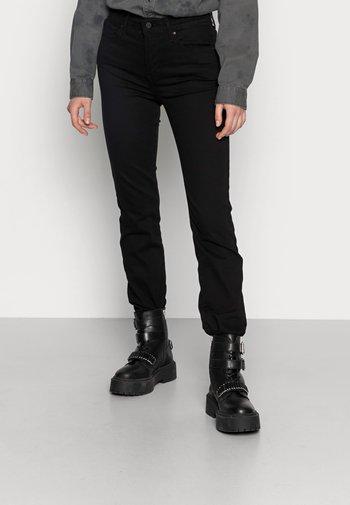 724 HIGH RISE - Straight leg jeans - black sheep