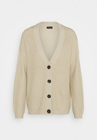 Even&Odd - LONG CARDIGAN - Kofta - beige - 0