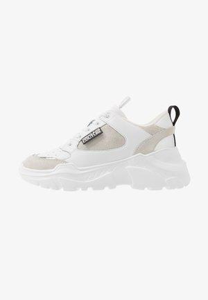 Trainers - bianco ottico