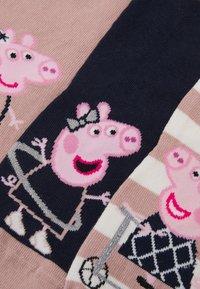 Name it - NMFPEPPAPIG JAMILLA SOCKS 3 PACK - Socks - adobe rose - 1