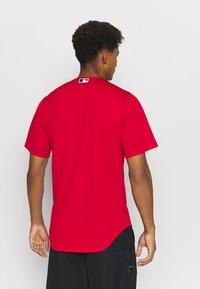 Nike Performance - MLB BOSTON RED SOX OFFICIAL REPLICA ALTERNATE - Club wear - scarlet - 2
