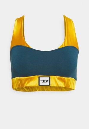 UFSB-MILLY-SAT - Bustier - petrol/yellow