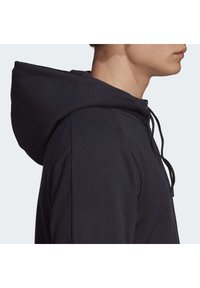 adidas Performance - MUST HAVES FULL-ZIP STADIUM HOODIE - Huvtröja med dragkedja - black - 6