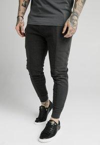 SIKSILK - Pantaloni sportivi - washed grey - 0