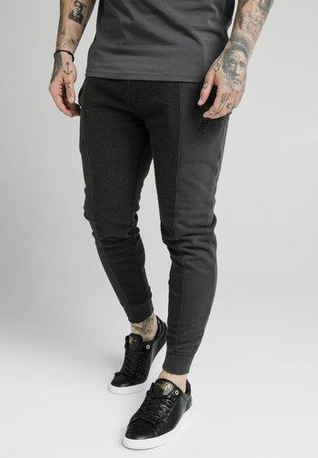 Träningsbyxor - washed grey