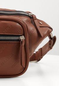 Urban Classics - SHOULDER BAG - Bum bag - brown - 3