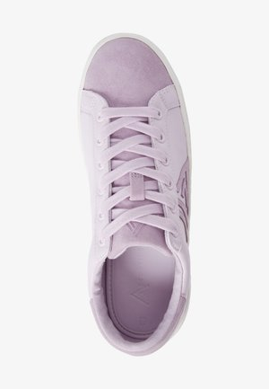 Baskets basses - lilac