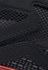 Reebok - NANO X - Chaussures d'entraînement et de fitness - black/white/vivid orange - 10
