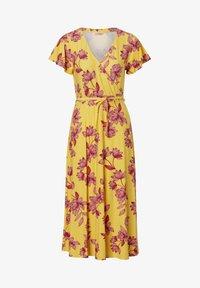 Indiska - ANIK - Denní šaty - yellow - 3