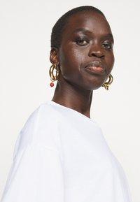 Vivetta - DRESS - Jersey dress - bianco ottico - 3