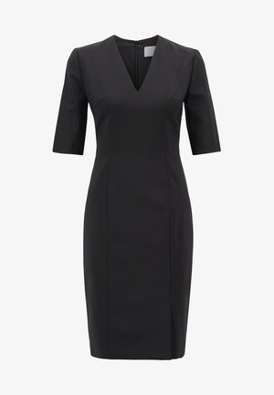 DALENO - Shift dress - black