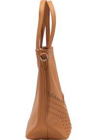 usha - Handbag - cognac - 3