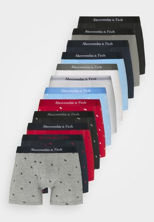 12 PACK - Culotte - white/blue/greys/navy/red/black