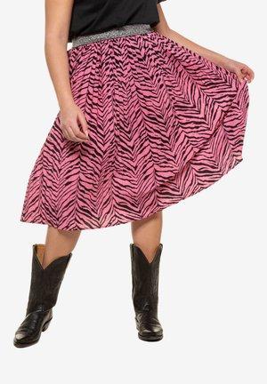 A-line skirt - light pink