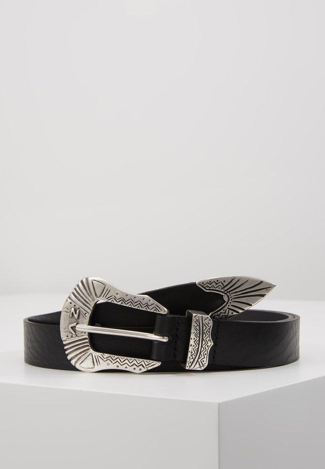 ALTON SMOOTH  - Cintura - noir