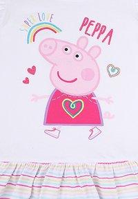 Peppa Pig - PEPPA PIG - Print T-shirt - white - 2