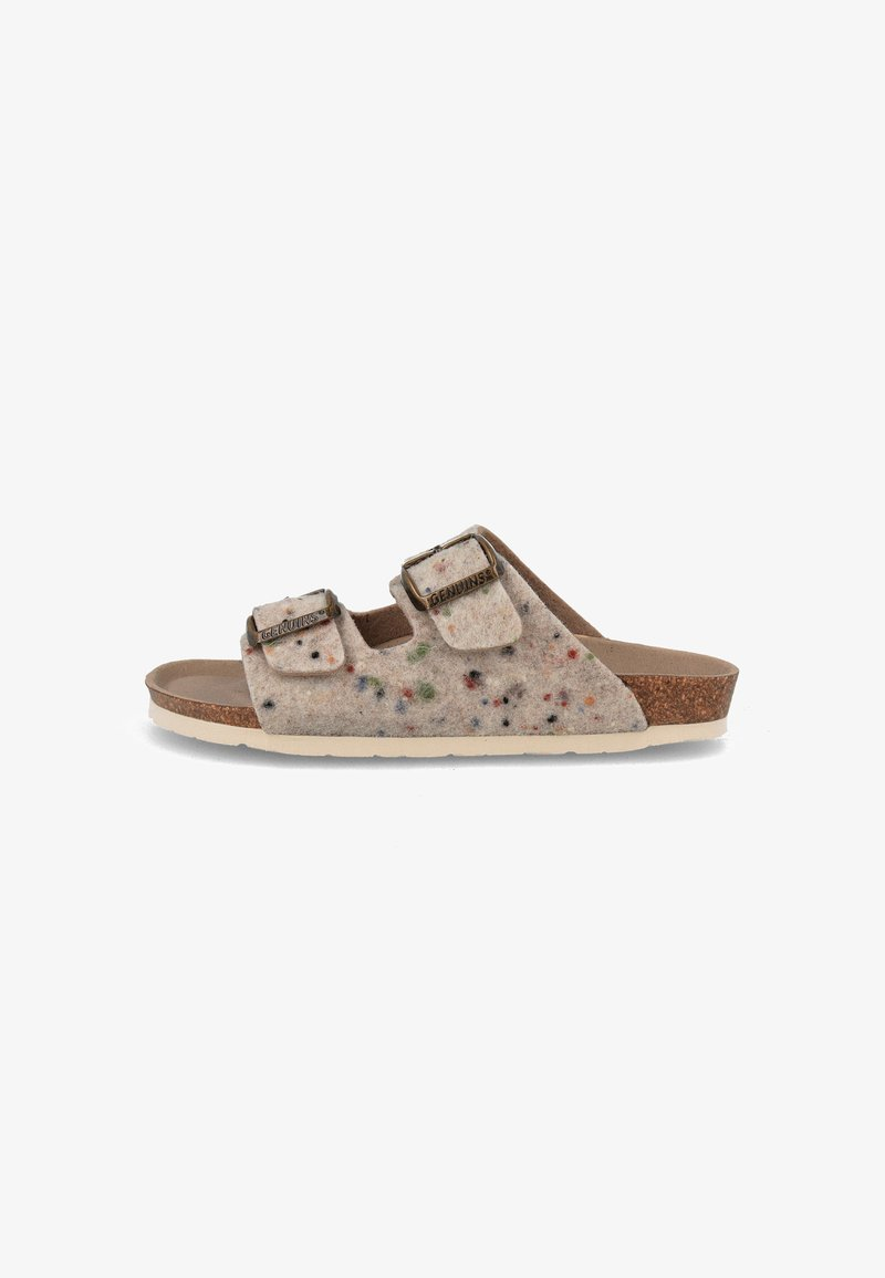 Genuins - HAWAII - Sandals - beige