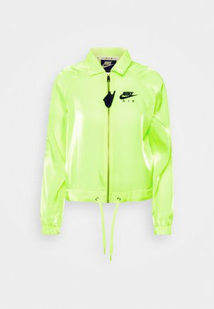 W NSW AIR JKT SHEEN - Lett jakke - volt/black