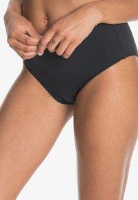 Roxy - Bikini pezzo sotto - anthracite - 3